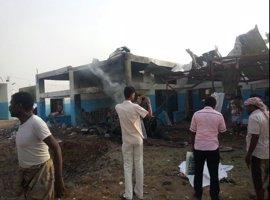 La OMS condena el ataque contra un hospital de Médicos Sin Fronteras en Yemen