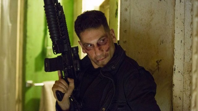 Jon Bernthal es The Punisher en Daredevil