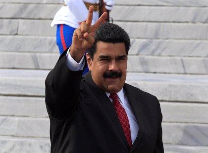 """Maduro apela a los """"valores revolucionarios"""" para consolidar la paz"""