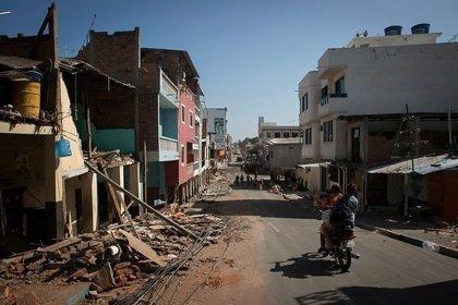 Perú.- España traslada su solidaridad a Perú tras el terremoto y lamenta la pérdida de vidas