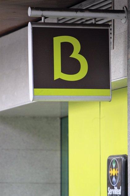Bankia incrementa en 900 el número de clientes con nóminas y pensiones en Aragón en el primer semestre
