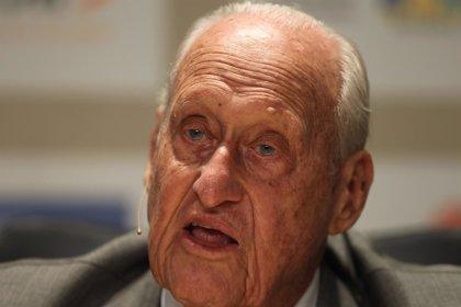 Muere el expresidente de la FIFA brasileño Joao Havelange a los 100 años