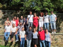 A Marea do Pobo, vinculada a EU, presenta en Santiago su proyecto para En Marea