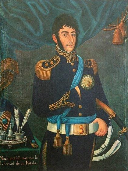 José de San Martín, símbolo de libertad en América