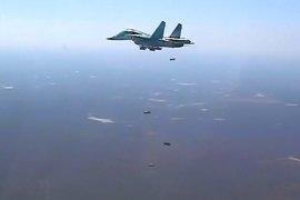 Rusia dice haber matado a 150 milicianos de Estado Islámico en bombardeos desde Irán