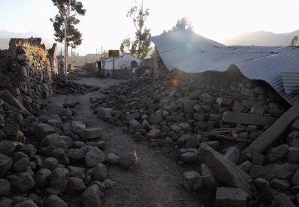 Ocho iglesias y quince colegios afectados tras el terremoto de Arequipa