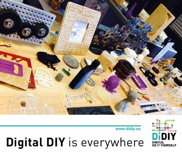 Proyecto Digital DIY