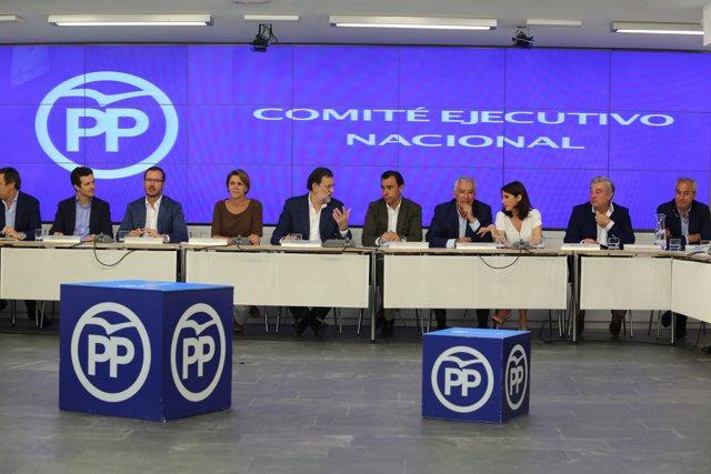 Comité Ejcutivo del PP