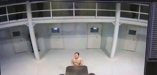 El Chapo Guzmán en prisión