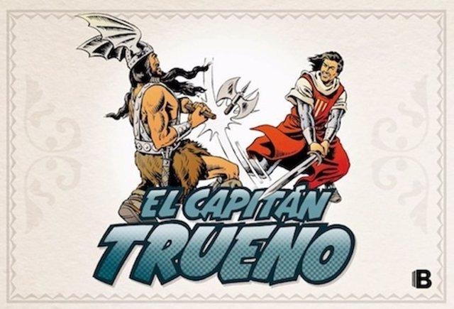 El Capitán Trueno, de Víctor Mora