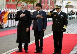 Morales inaugura la primera Escuela Antiimperialista de Bolivia