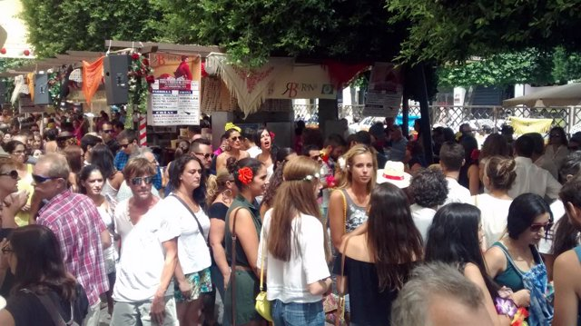 Feria del Mediodía en Almería