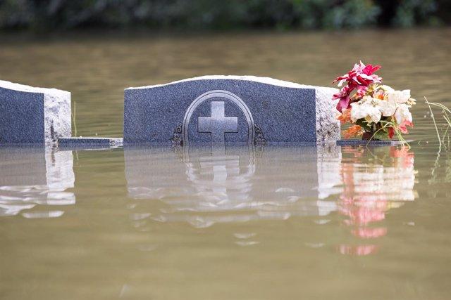 Inundaciones en Louisiana, Estados Unidos