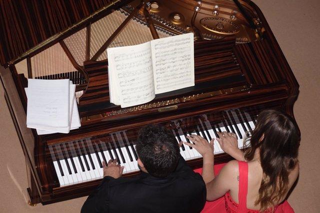 Conciertos de piano en Santa María Polo Club