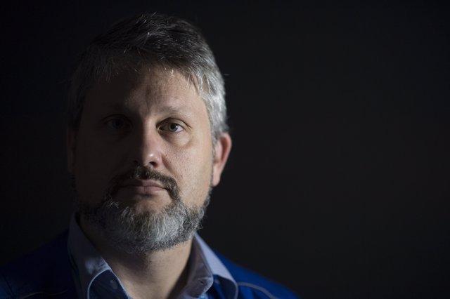 Pablo Yuste, director del Depósito de Respuesta Humanitaria