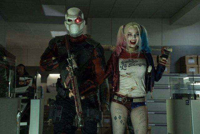 Escuadrón Suicida, Deadshot y Harley Quinn
