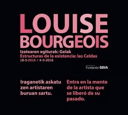 Louise Bourgeois, cartel