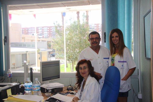 Ínformación Área De Salud II Cartagena