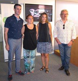Presentación Muestra de Arte Joven de La Rioja