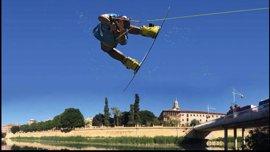 El río Segura acogerá por primera vez en su historia regatas y esquí acuático en la Feria de Murcia 2016