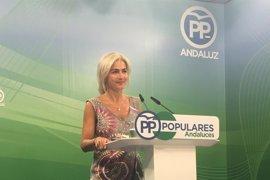 """PP-A: Susana Díaz """"tendrá parte de responsabilidad"""" si hay que ir a terceras elecciones"""