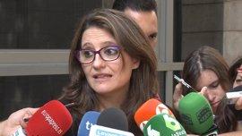 """Oltra prefiere """"comer puchero"""" a votar en Navidad e insta al PSOE a buscar una alternativa"""