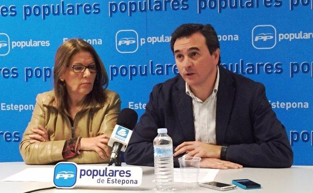 Félix Romero  y María Dolores Espinosa