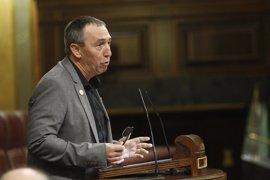 Baldoví pide a Ciudadanos que permita un acuerdo alternativo a Rajoy si no sale investido