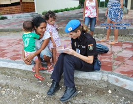 La Policía está presente, con 21 agentes, en 13 misiones internacionales como Níger, Mali, Ucrania, Perú, Haití o Panamá