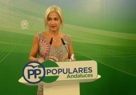 """PP-A reprocha a Susana Díaz no cumplir """"ni presupuestos ni normas"""" en Igualdad"""