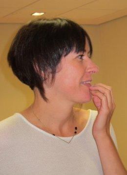 La portavoz nacional del BNG y candidata a la Xunta, Ana Pontón