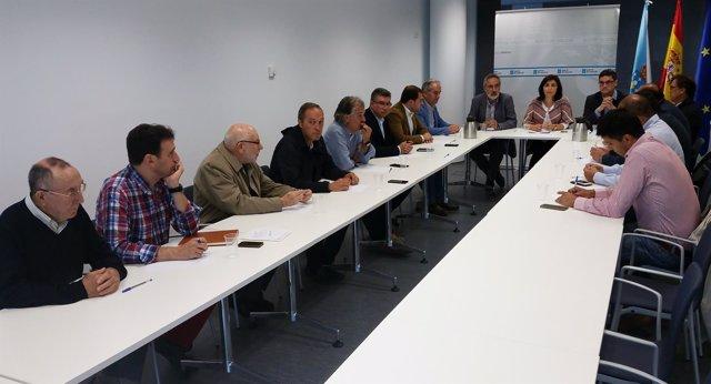 ÞÁngeles Vázquez en Pontevedra