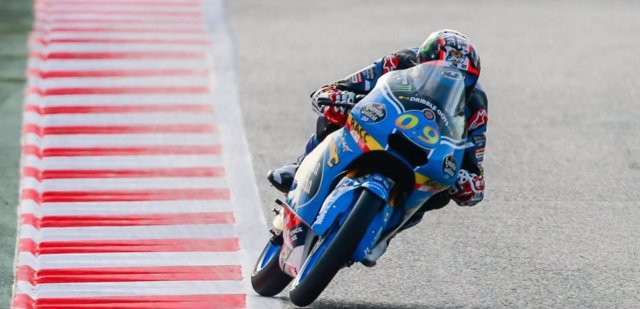 Jorge Navarro Moto3 Catalunya