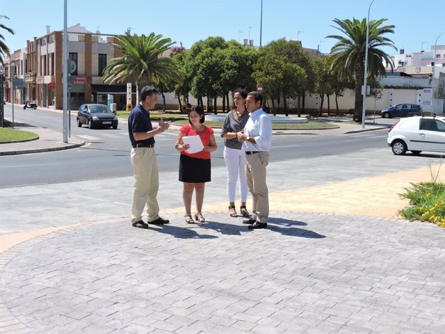 Visita a Mairena del Alcor.