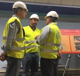 Rollán no descarta abrir un paquete de estaciones antes de la finalización completa de las obras