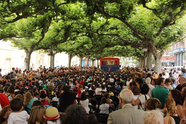 Nota Previa Fiestas Sábado 20 Agosto