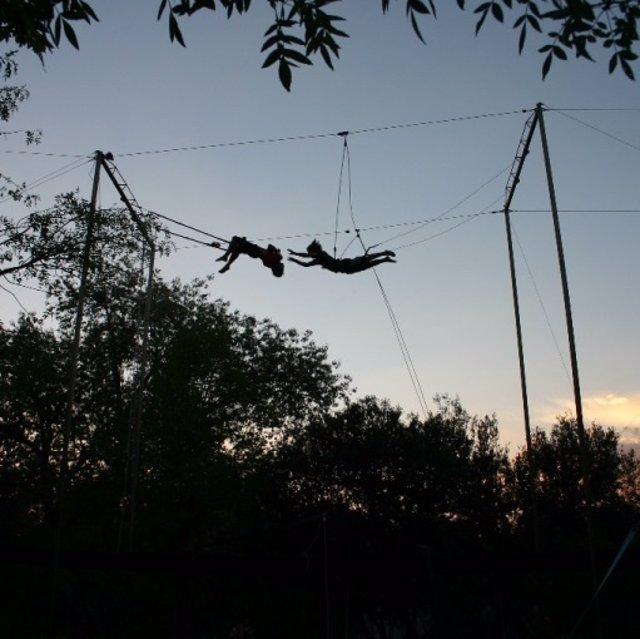 Circo al aire libre