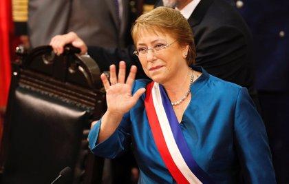 Chile.- Bachelet registra el peor nivel de popularidad de la democracia chilena