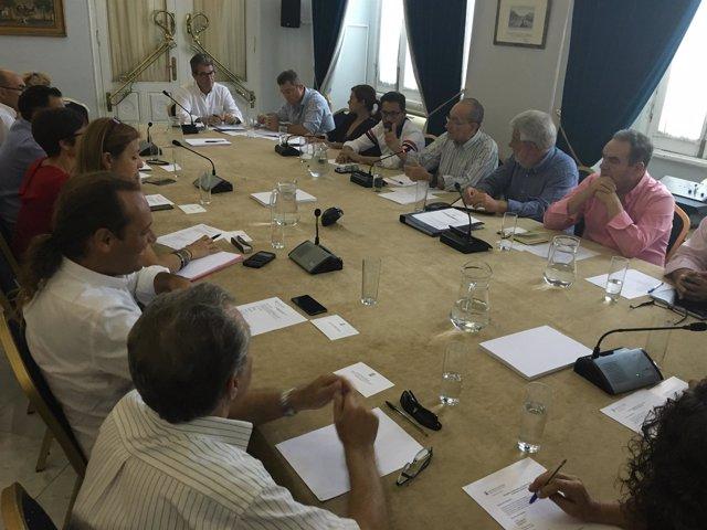 Reunión Asociación Memoria Histórica