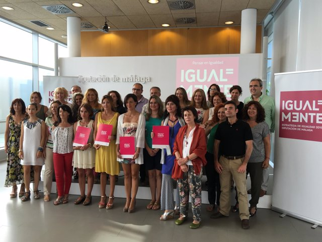 Igualdad Diputación Málaga