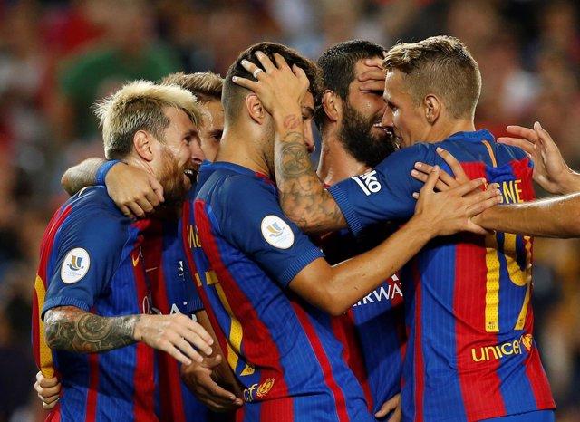 FC Barcelona - Sevilla FC