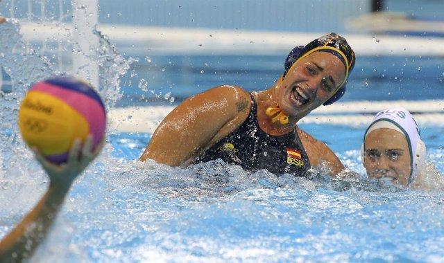 España derrota a Australia por la quinta plaza en waterpolo en Río