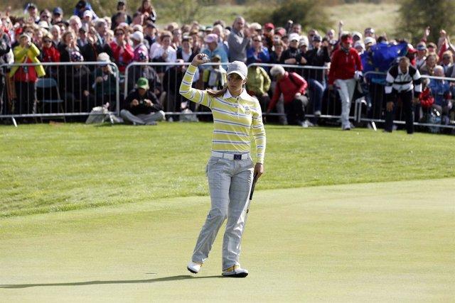 Azahara Muñoz Golf