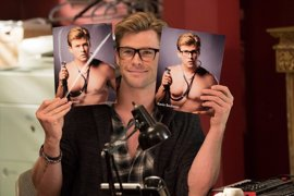 """Paul Feig, director de Cazafantasmas: """"Chris Hemsworth es como un nuevo Cary Grant"""""""