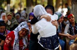 Aumentan a 51 los muertos en el atentado contra una boda en Gaziantep, Turquía