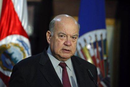 Insulza afirma que está dispuesto a presentar su candidatura a la Presidencia de Chile
