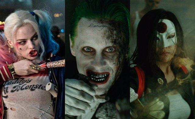 Harley Quinn, Joker, Katana