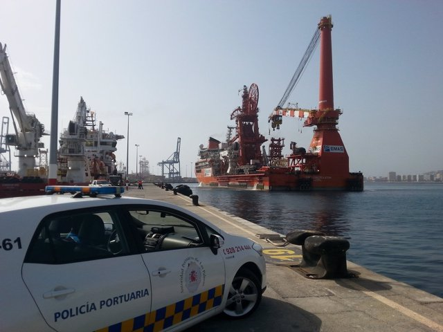 Policía Portuaria de Las Palmas