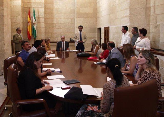 Reunión de la Diputación Permanente