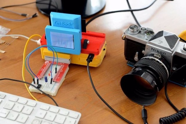 Imback camera